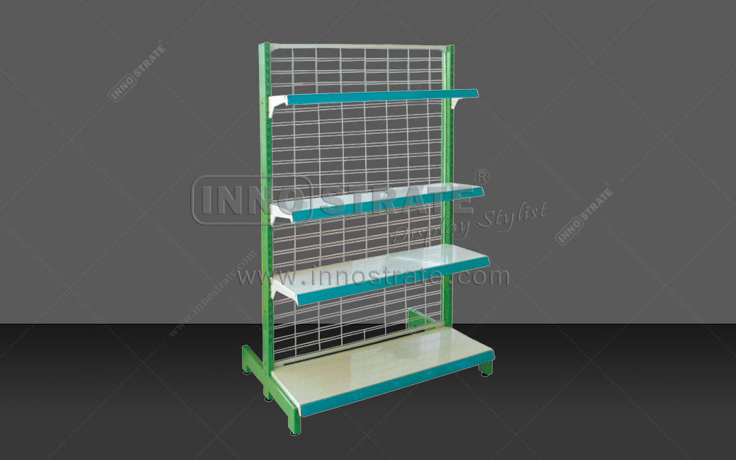 Reliable Supplier Wine Shelf Metal -