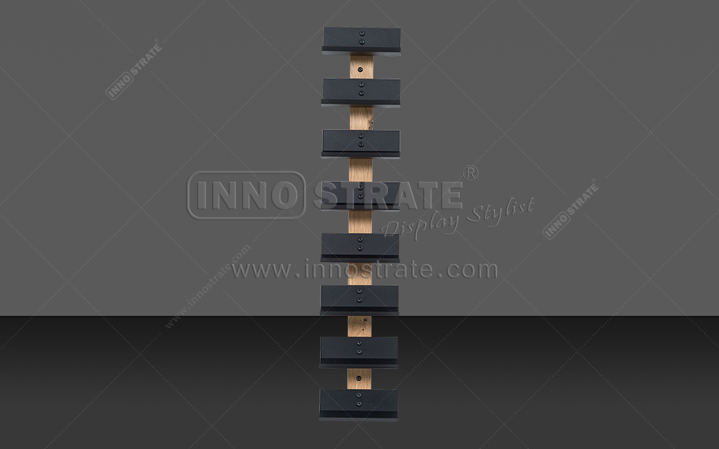 Bottom price Black Wine Display Rack For Bar - RD003 Nordic wine rack wine rack – INNOSTRATE Featured Image