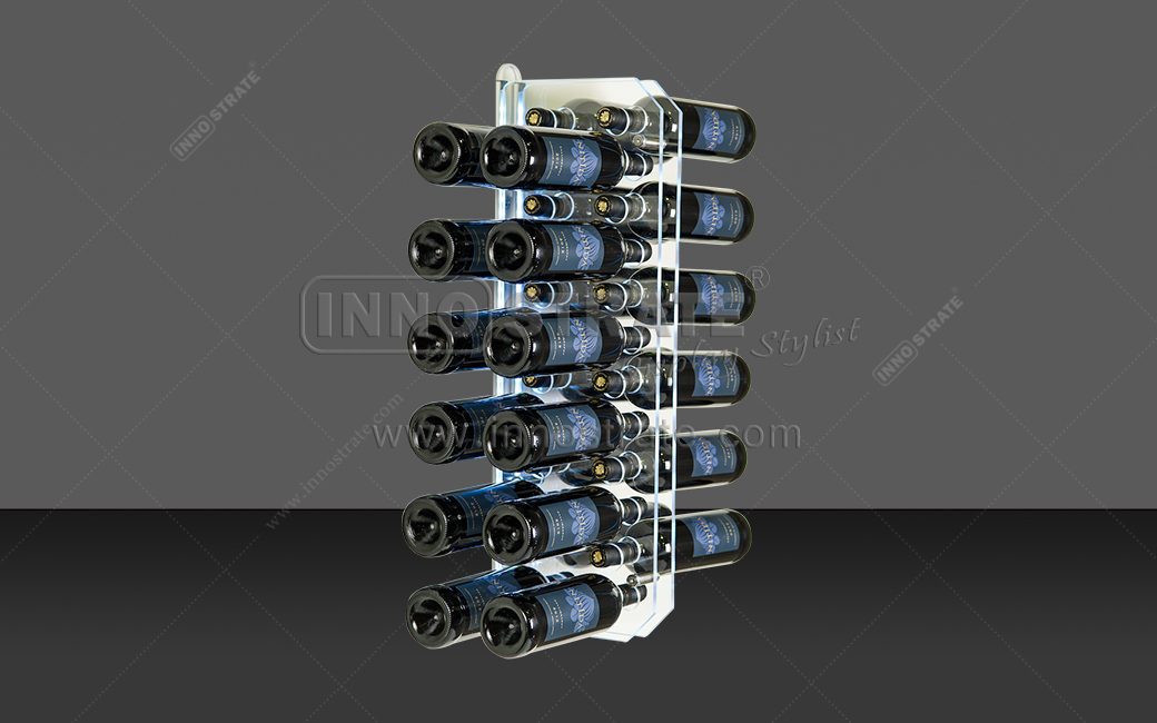 Hot sale Factory Acrylic Floor Display Stand -