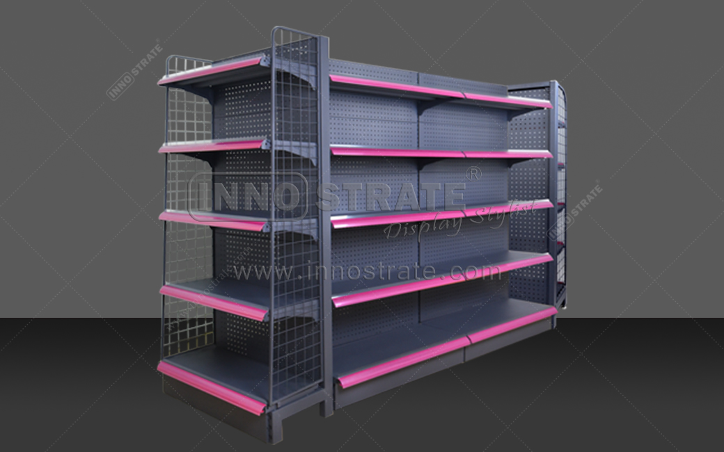 PriceList for Display Shelving - SD003 Double Side Display – INNOSTRATE