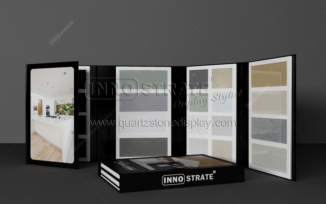 Factory wholesale Cardboard Bottle Display Stand -