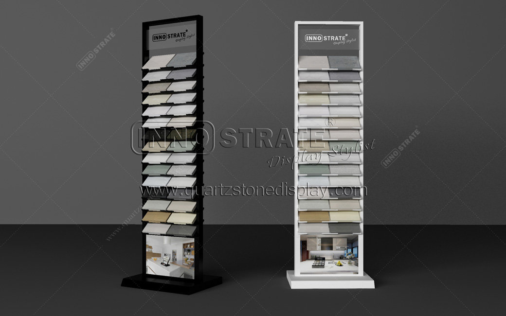 Low price for Table Top Jewelry Display Case Leather Pink Jewelry Display Featured Image