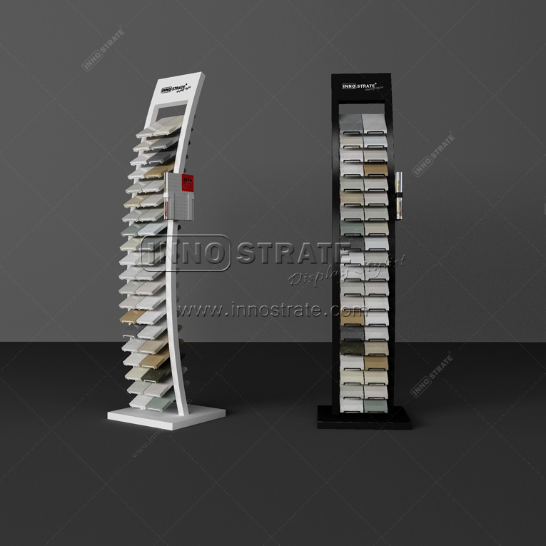 Special Price for Display Rack - QD007 Quartz Stone Display Rack – INNOSTRATE detail pictures