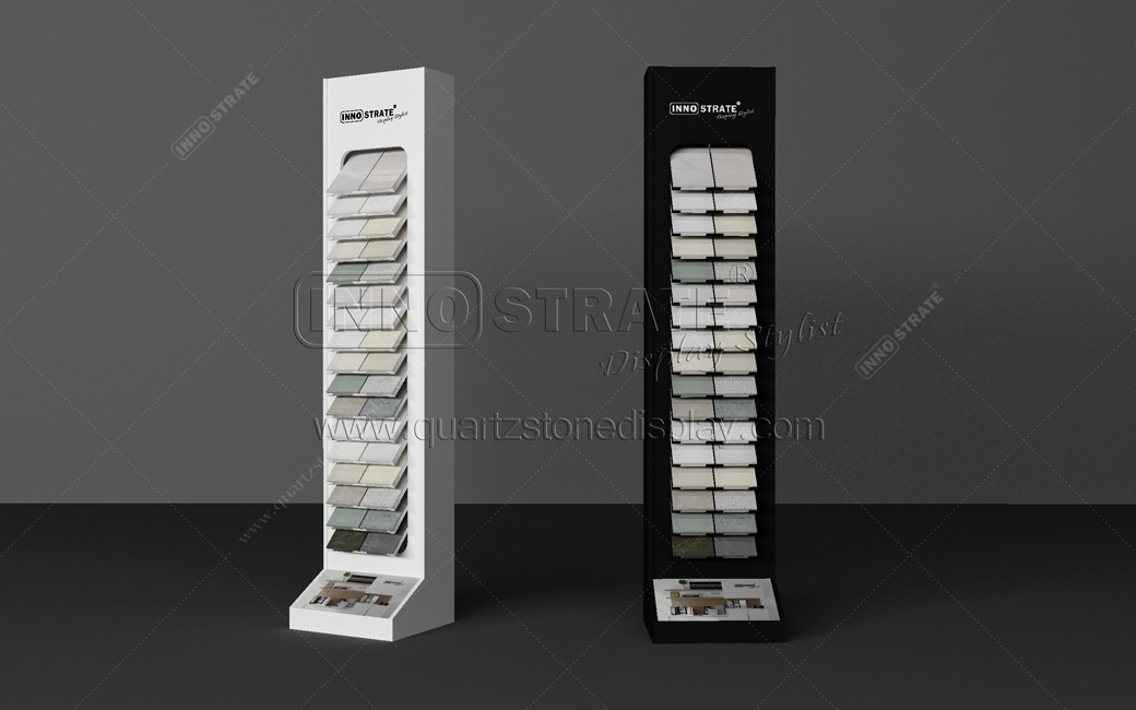 QD014 Quartz Stone Display Rack