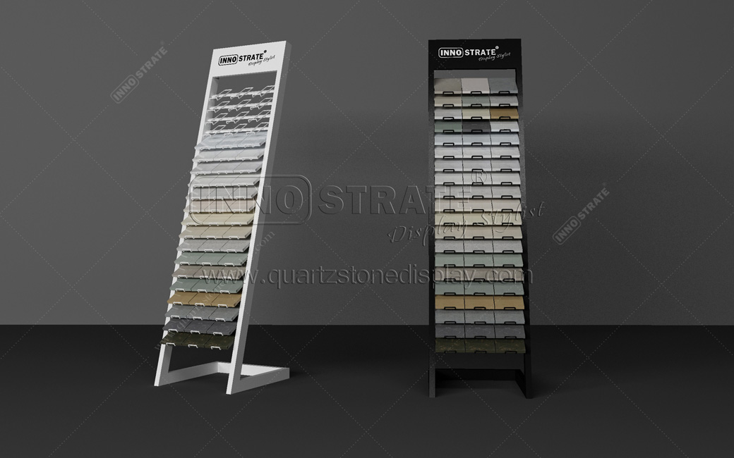 QD015 Quartz Stone Display Rack