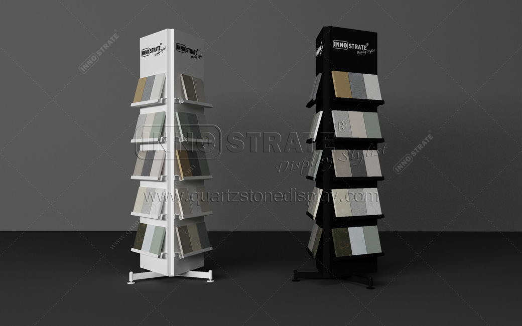 QD018 Piatră de cuarț display Rack