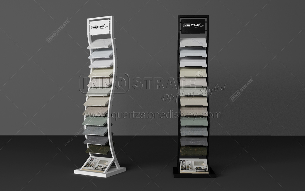 QD019 Quartz Stone Display Rack