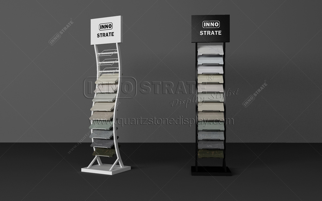 QD020 Quartz Stone Display Rack