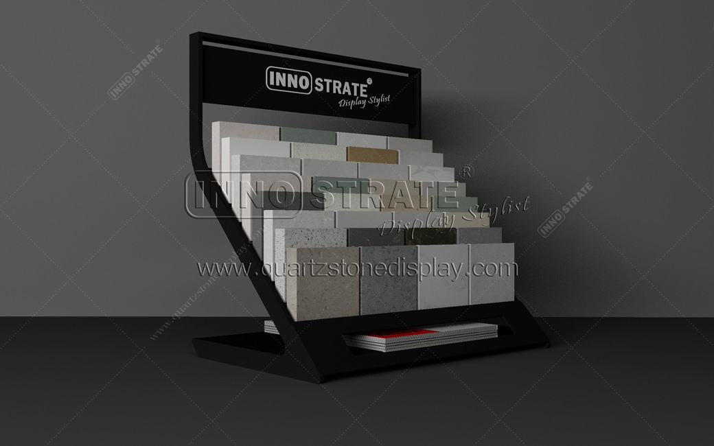 Wholesale Price Marble Slab Display Stand -