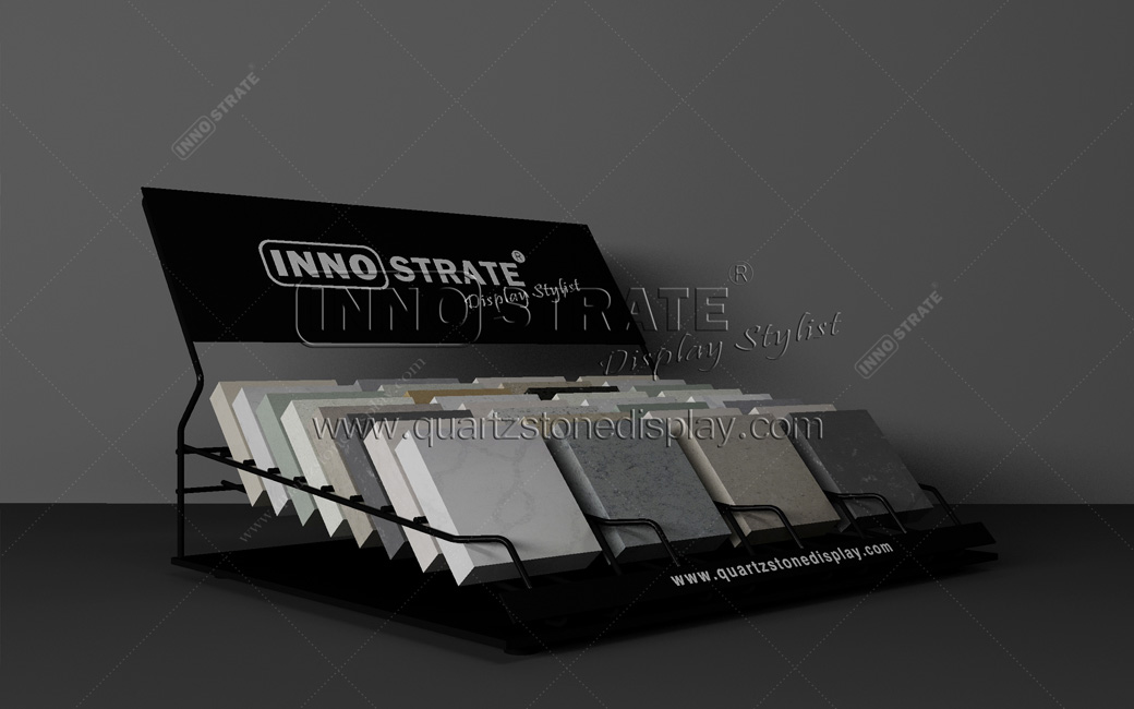 Excellent quality Display For 8 Certified Slabs -