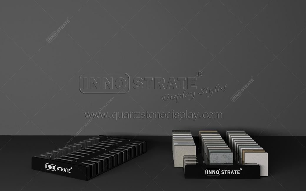 Professional China All Kinds Of Stone/tile/quarte/ceramic/marble/slab Display Rack For Show Room/exhibition