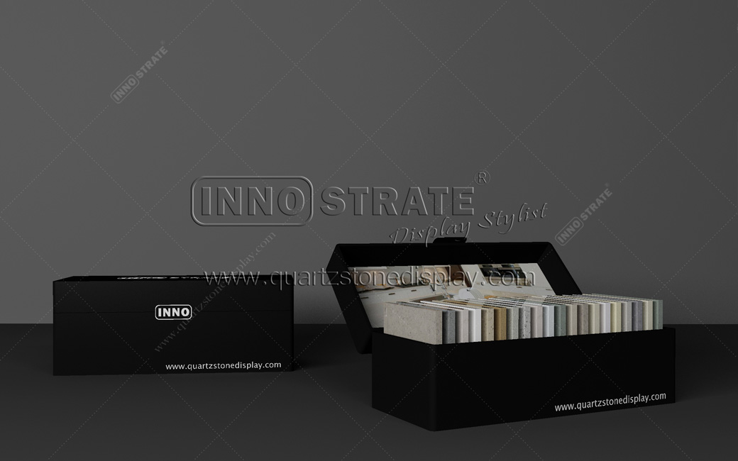 QX001 Quartz Sample Box