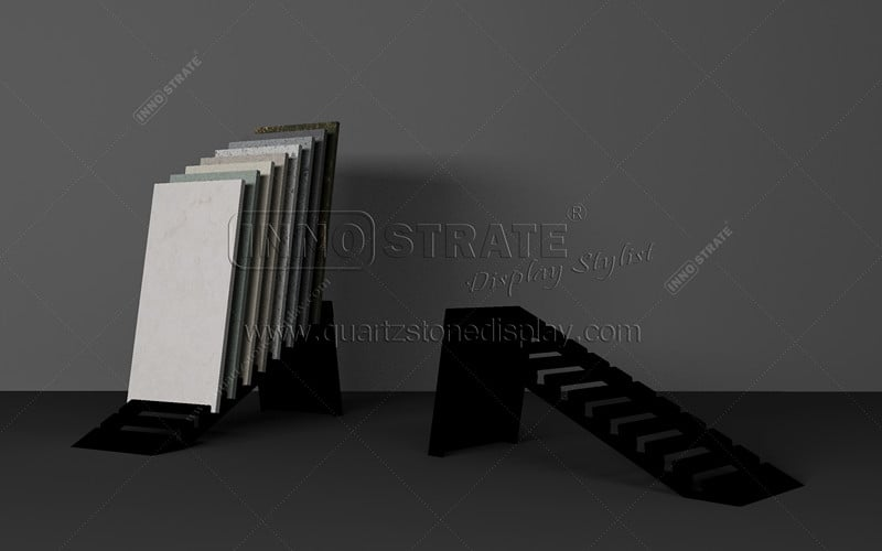 TC024 Stone Sample Display Rack Featured Image