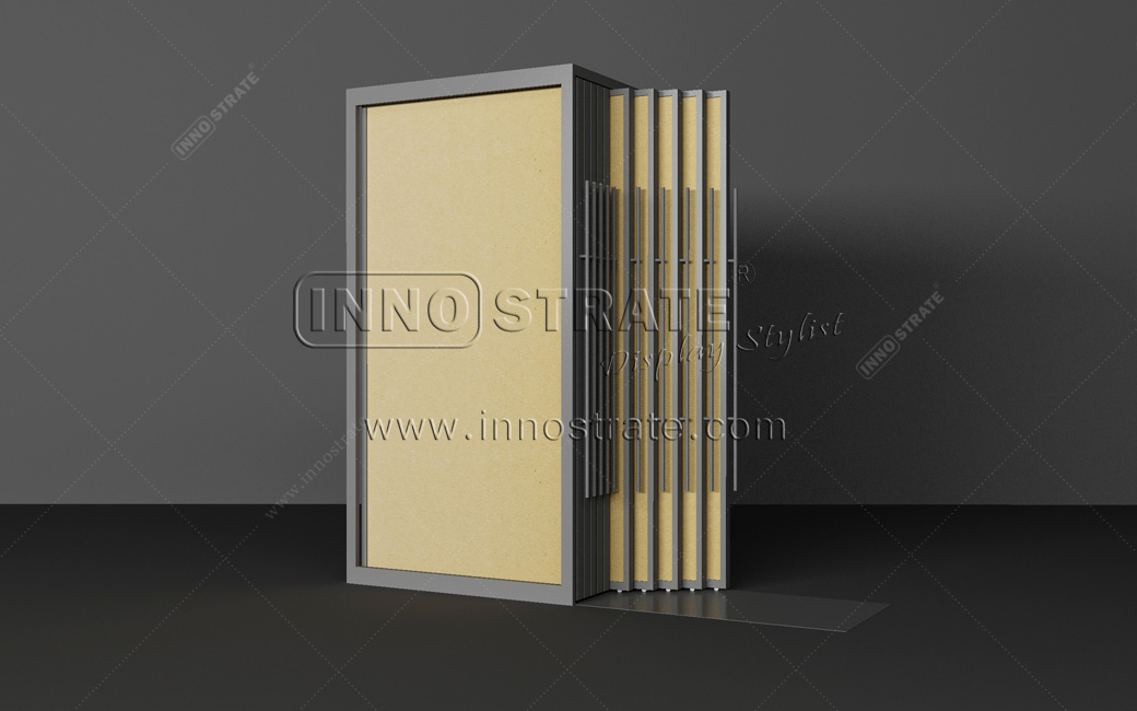 OEM Customized Custom Retail 3 Tier Display Rack -