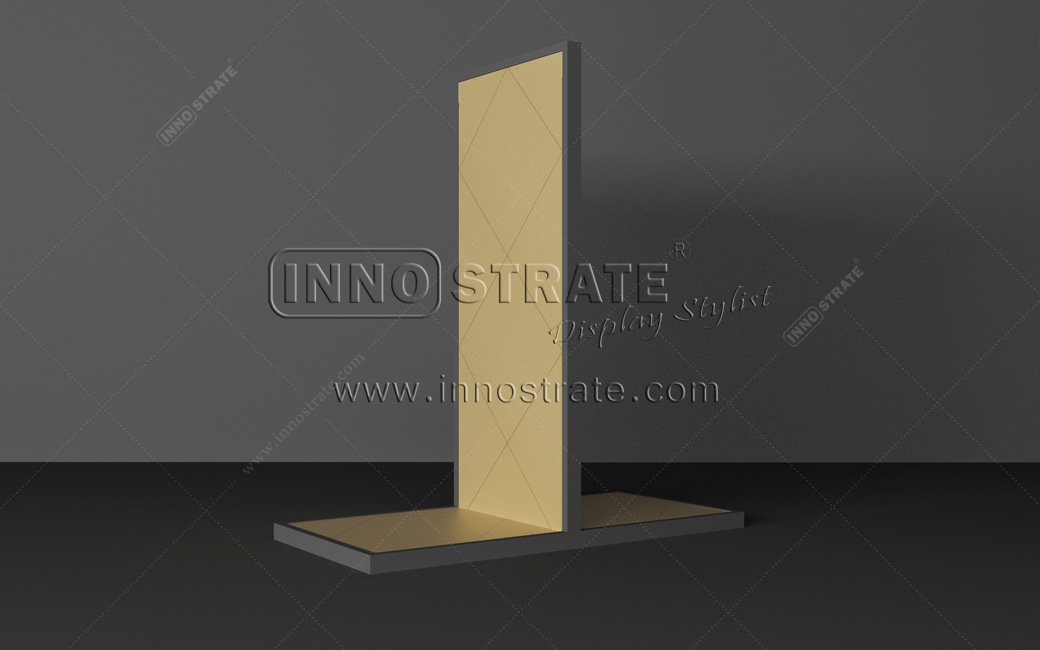 TD023 Stone Granite Display Rack
